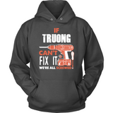 If Truong Can't Fix It We're All Screwed T Shirts-New Wave Tee