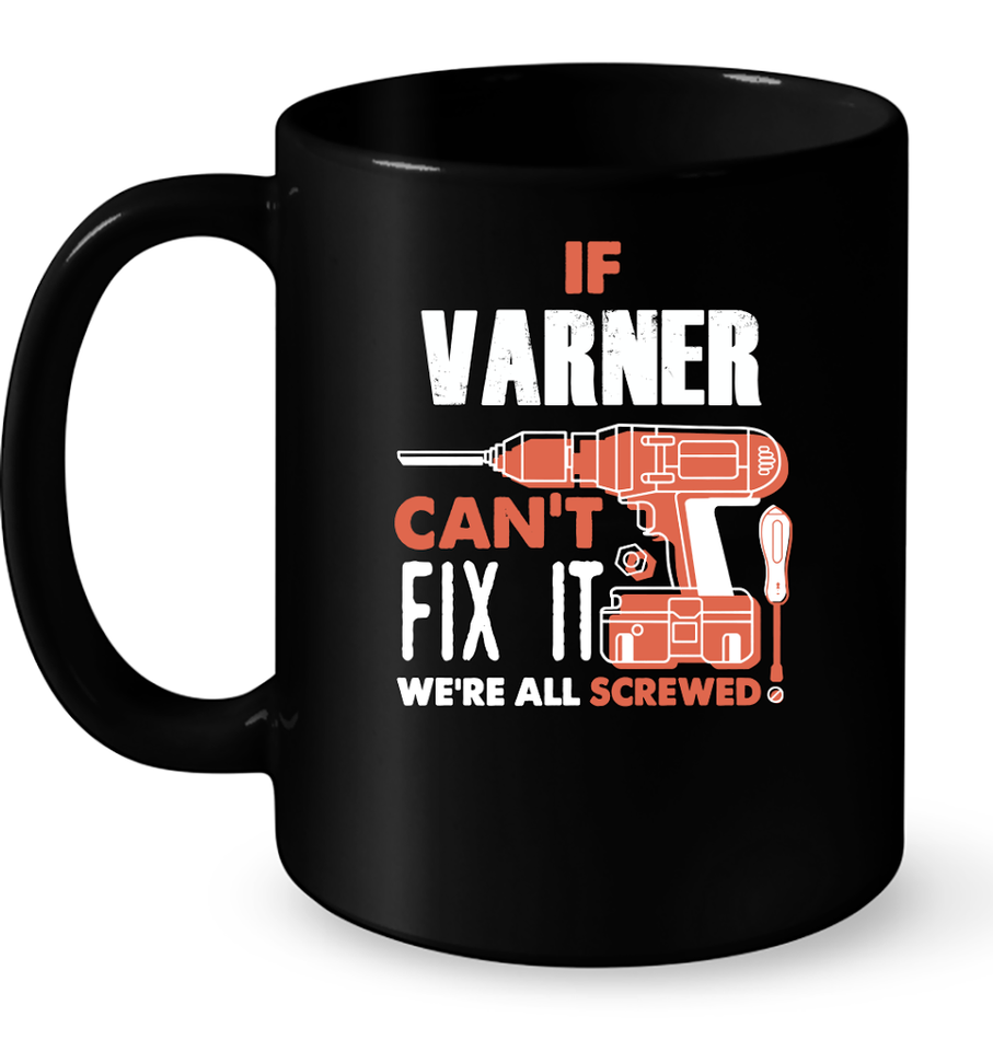 If Varner Can't Fix It We're All Screwed T Shirts-New Wave Tee