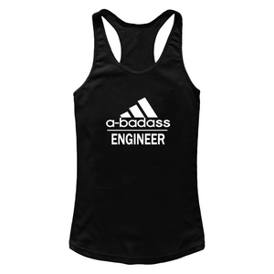 A badass Engineer T Shirts-New Wave Tee