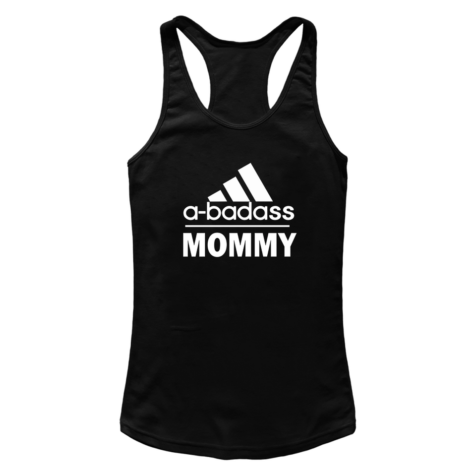 A badass Mommy T Shirts-New Wave Tee