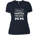 Any One Can Be A Grandfather But I Takes Some One Very Special To Be A Pa Pa T Shirts-New Wave Tee