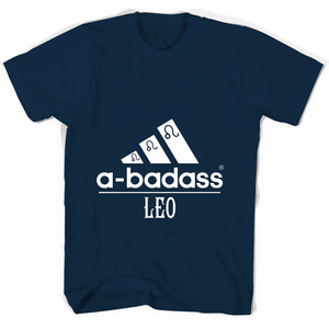 A badass Leo Mug T Shirts-New Wave Tee