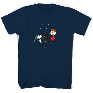 A Charlie Brown Christmas tshirt