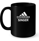 A badass Singer T Shirts-New Wave Tee