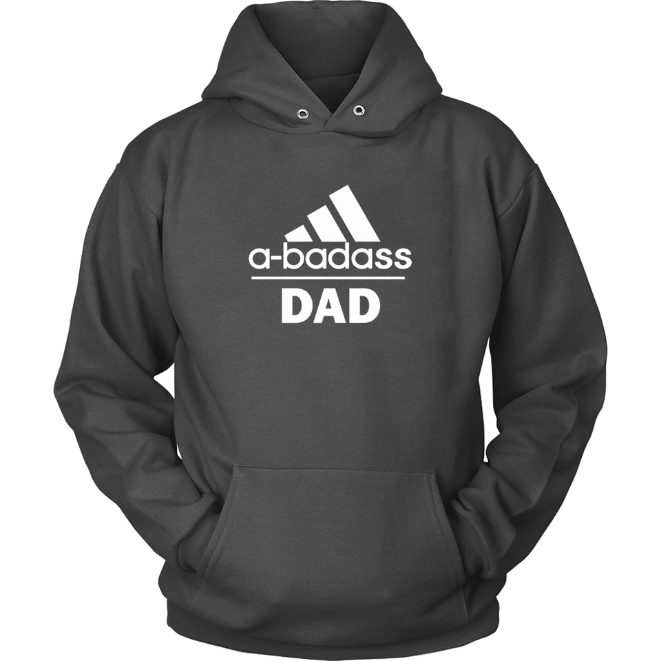 A badass Dad T Shirts-New Wave Tee