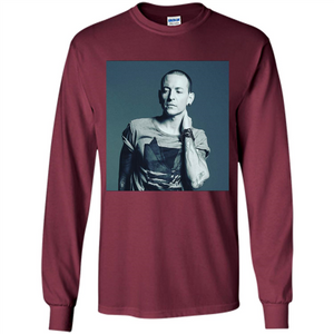 Chester Bennington Poster Shirts-New Wave Tee