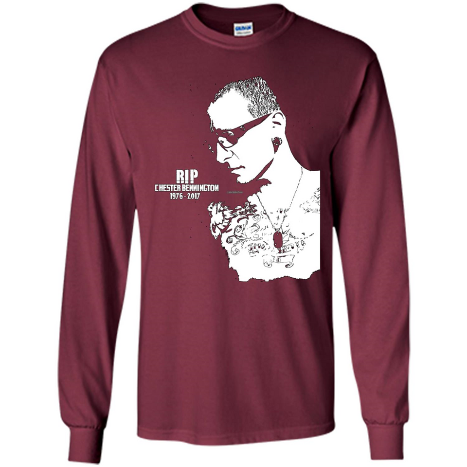 Chester Bennington RIP Shirts-New Wave Tee