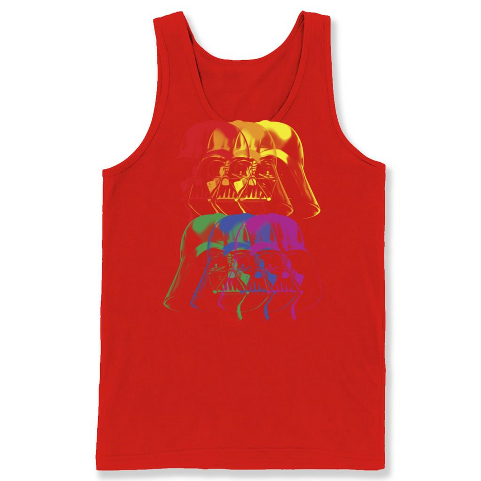 Vader in Color Star Wars T Shirts