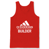 A badass Builder T Shirts-New Wave Tee