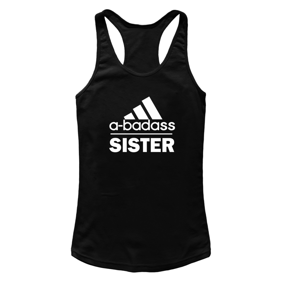 A badass Sister T Shirts-New Wave Tee