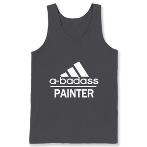 A badass Painter T Shirts-New Wave Tee