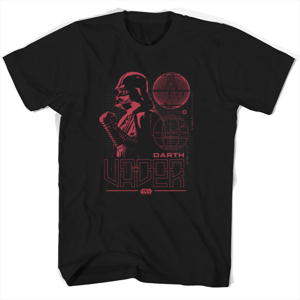 Vader's Command Star Wars T Shirts