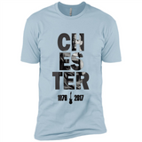 Chester 1976-2017 tshirt-New Wave Tee