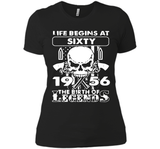 1956 The Birth Of Legends T Shirts-New Wave Tee