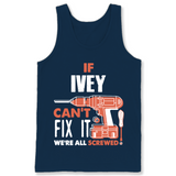If Ivey Can't Fix It We're All Screwed T Shirts-New Wave Tee