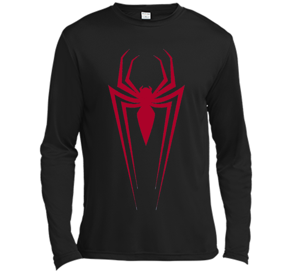 14490595b ... Spider-Man Icon Graphic T-Shirt-New Wave Tee ...