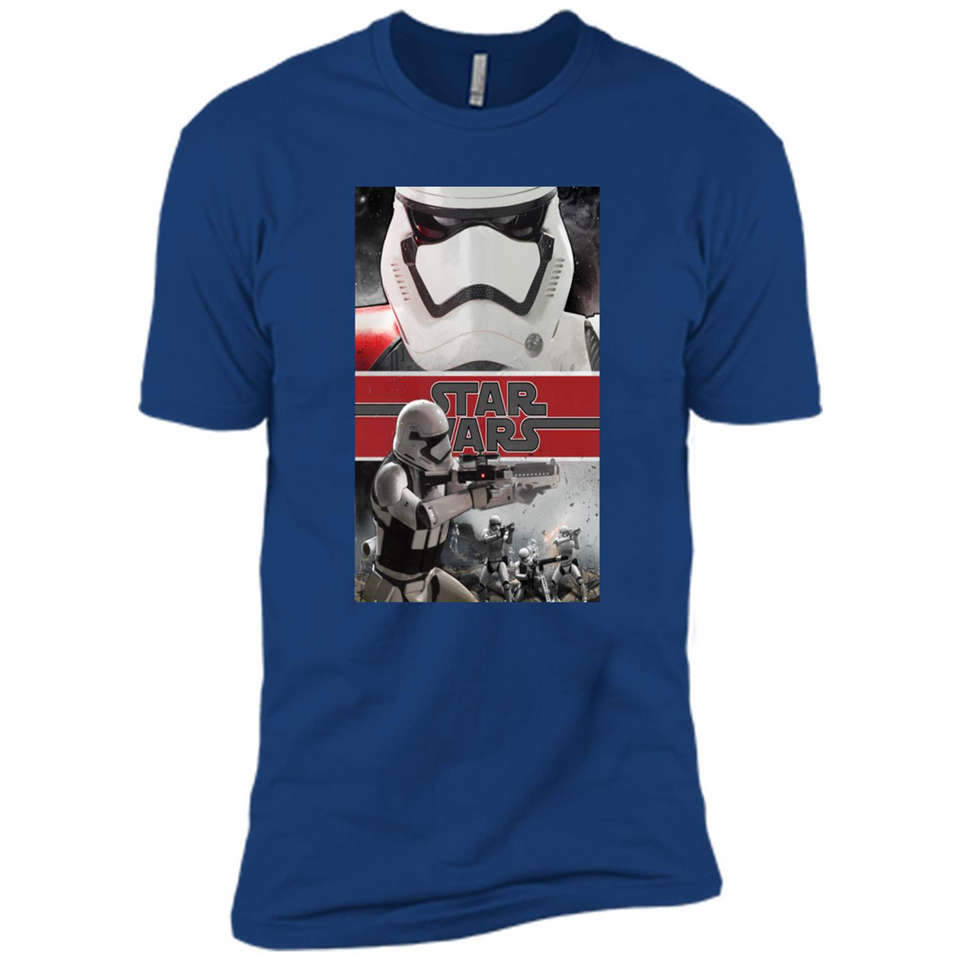 The Stormtrooper Star Wars T Shirts