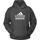 A badass Baker T Shirts-New Wave Tee