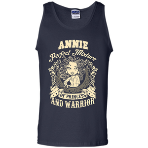 Annie Perfect Mixture Of Princess And Warrior T Shirts-New Wave Tee