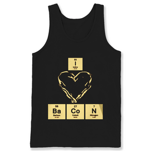4 I Lodine 56 Ba Barlum 27 Co Cobolt 7 Nitrogen T Shirts-New Wave Tee