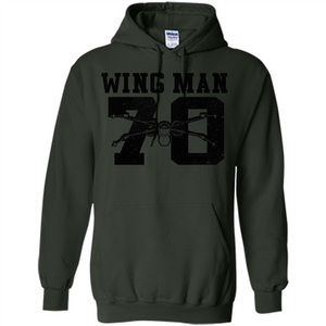 X-Wing Wing Man Star Wars T Shirts