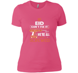 If Eid Cant Fix It Were All Screwed T Shirts-New Wave Tee