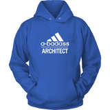 A badass Architect T Shirts-New Wave Tee