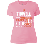 If Tidwell Can't Fix It We're All Screwed T Shirts-New Wave Tee