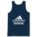 A badass Technician T Shirts-New Wave Tee