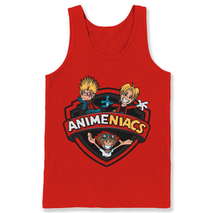 Animeniacs 2 tshirt-New Wave Tee