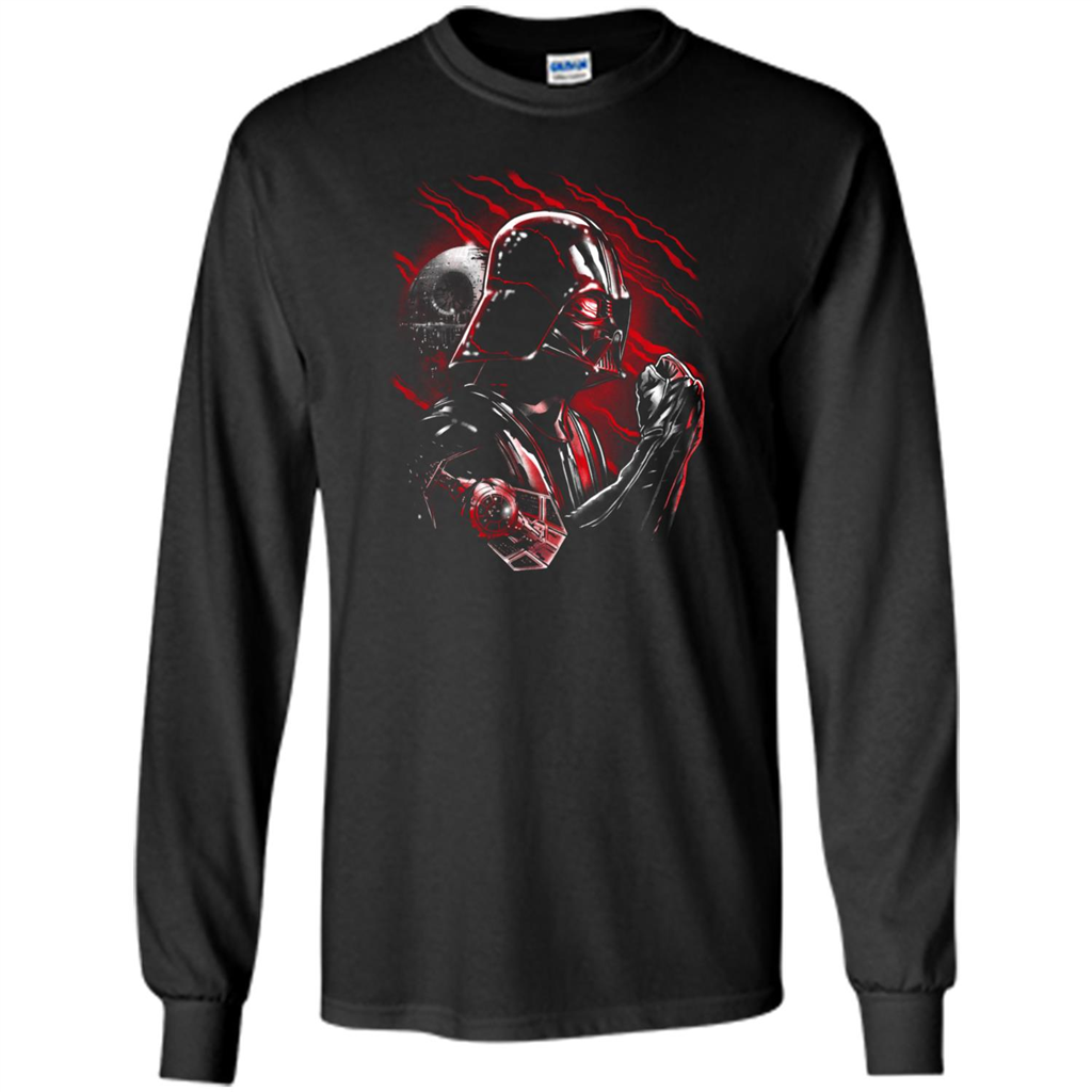 Wrath of Darth Vader Star Wars T Shirts