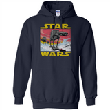 Vintage AT-AT Star Wars T Shirts