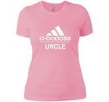 A badass Uncle T Shirts-New Wave Tee