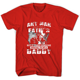 Any Man Can Be A Father But It Takes Someone Special To Be A Daddy T Shirts-New Wave Tee
