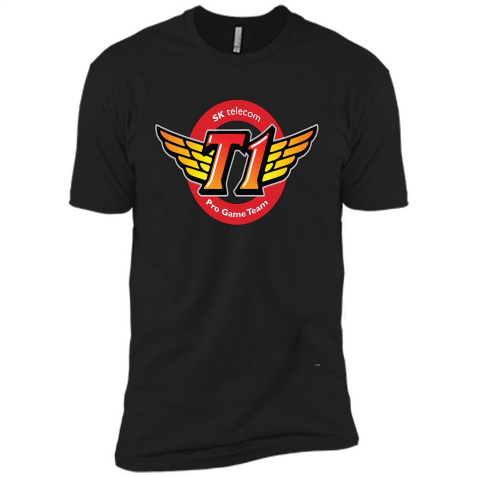 7427031e ... SKT T1 Logo (best quality ever) tshirt-New Wave Tee ...