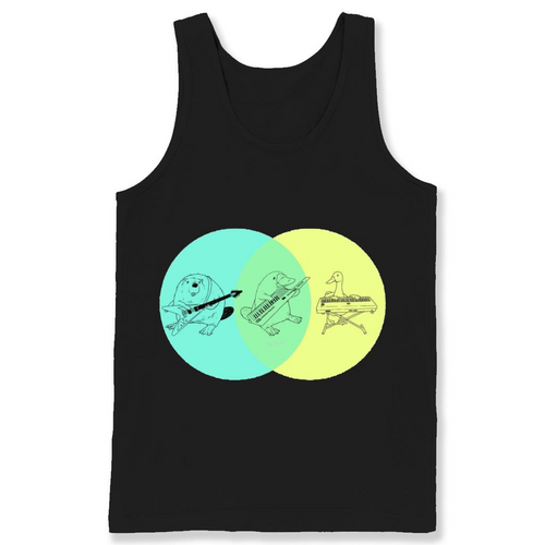 All Tagged Diagram New Wave Tee