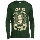 Claire Perfect Mixture Of Princess And Warrior T Shirts-New Wave Tee