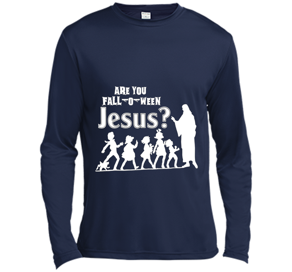 Are Fall O Ween Jesus T Shirts-New Wave Tee