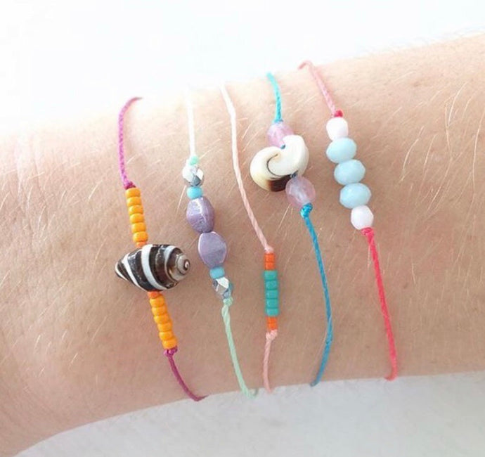 Kennedy Shae Designs Wish Bracelets