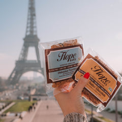 Hope Bars with Eiffel Tower in background