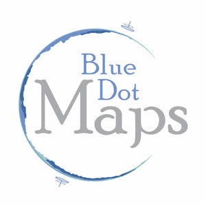 Blue Dot Maps | World Map | Vintage Map | Wood Map | GIS | Cartography | Geographical Information Systems | Globe | Geography |