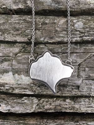 Fauna of the PNW, Bear, sterling silver