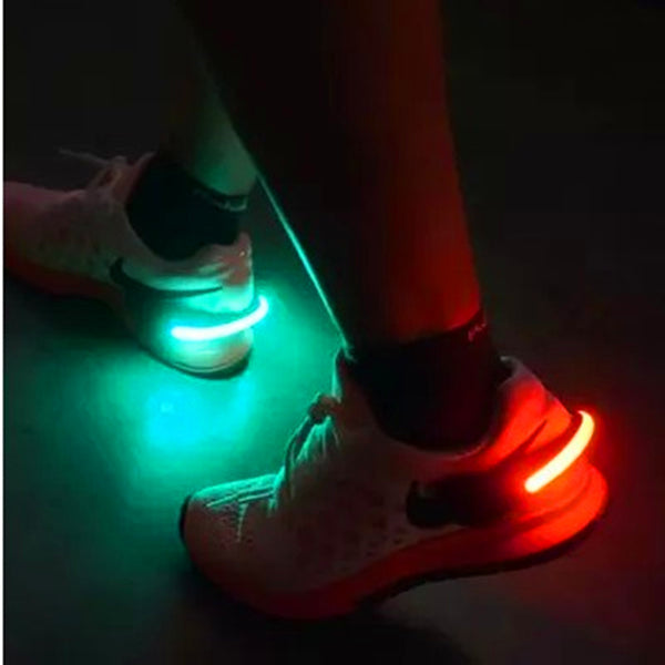 RunBuddy™ LED Shoe Clips (2pcs/set)