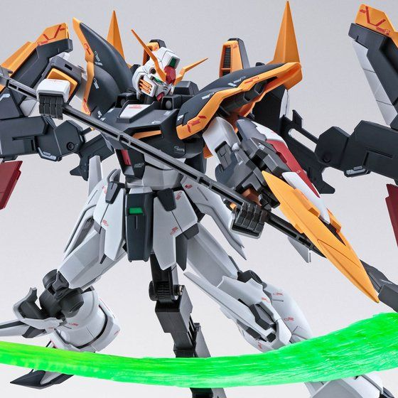 [MSZ-006A1] Deathscythe EW (Rousette Equipped) (MG) 1/100 Scale  [P-Bandai] Model Kit [Members]