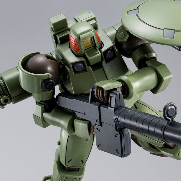 PRE-ORDER [OZ-06MS] 𝐋𝐞𝐨 Full Weapon Set(HG) 1/144 Scale  [P-Bandai] Model Kit [Members]