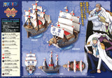 One Piece Grand Ship Collection #8 [ Garp's Warship ] (No Grade) Bandai Model Kit [Members]