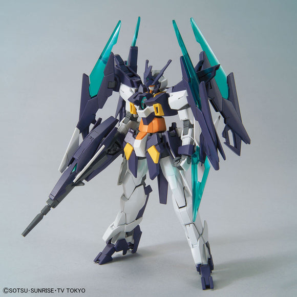 [HGBD] AGE II Magnum (MG) 1/100 Scale Bandai Model Kit [Members]