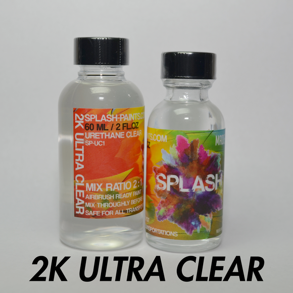 [SP-UC2] 2K Ultra Matte Clear