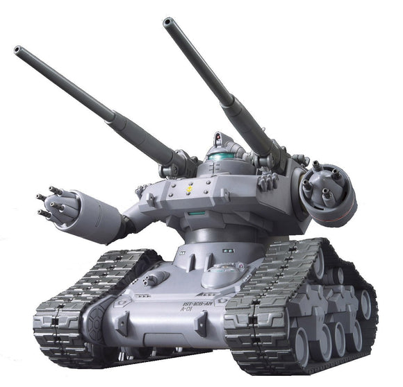 [RTX-65] Gun Tank Early Type (HG) 1/144 Scale The Origin Bandai Model Kit