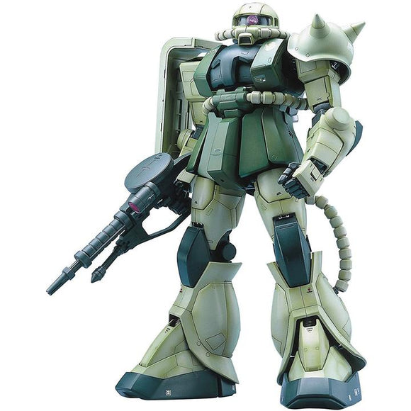 [MS-06F] Zaku II (PG) 1/60 Scale Bandai Model Kit (IN-STOCK)